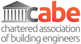 A&A expert party wall surveyors Chelmsford. Chartered association of building engineers logo.