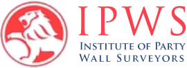 A&A expert surveyors Chelmsford. Institute of Party Wall Surveyors logo.
